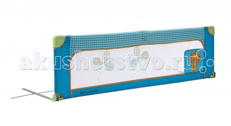 Барьеры и ворота Babies Защитный барьер для кроватки B-93 выдвижные кровати для двоих детей