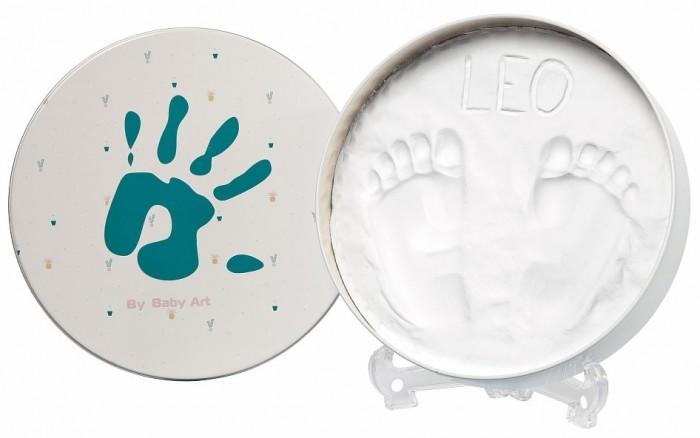 Купить Декорирование, Baby Art Коробочка для создания детского отпечатка Мэджик бокс круглая 16.5 см