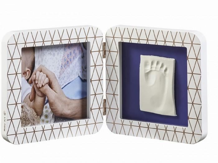 Купить Фотоальбомы и рамки, Baby Art Рамочка двойная Медный орнамент
