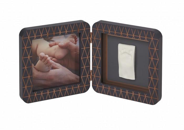 Фотоальбомы и рамки Baby Art Рамочка двойная Медный орнамент