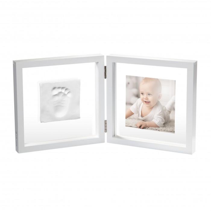 Декорирование Baby Art Рамочка двойная прозрачная Baby Style с отпечатком