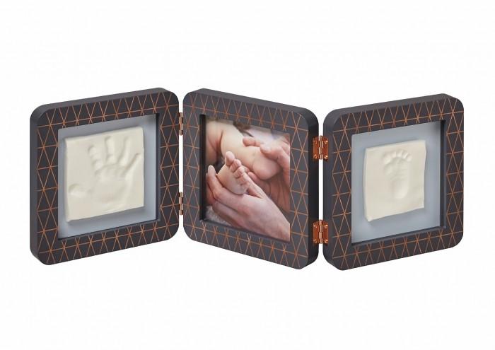 Купить Фотоальбомы и рамки, Baby Art Рамочка тройная Медный орнамент