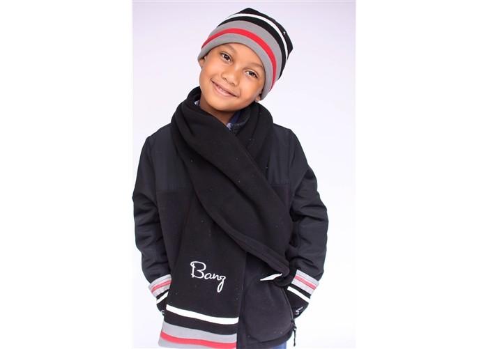 Шапки, варежки и шарфы Baby Banz Шапка Kids Beanie для мальчика W11BEK7
