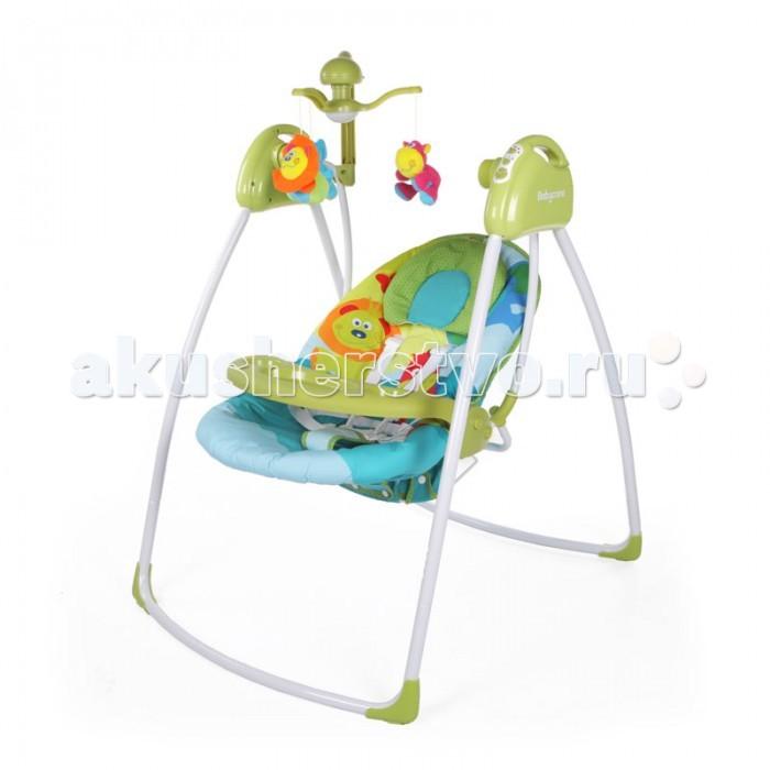 Электронные качели Baby Care Butterfly с адаптером