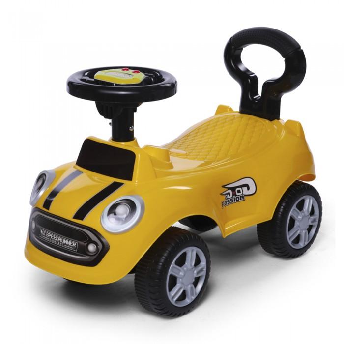 Каталка Baby Care Speedrunner музыкальный руль