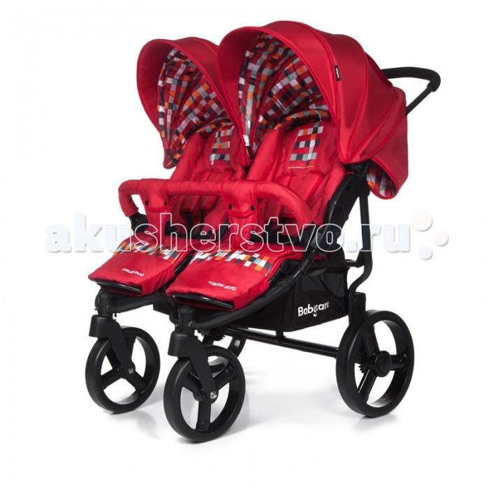 Baby Care Коляска для двойни Cruze Duo, Коляски для двойни и погодок - артикул:26108