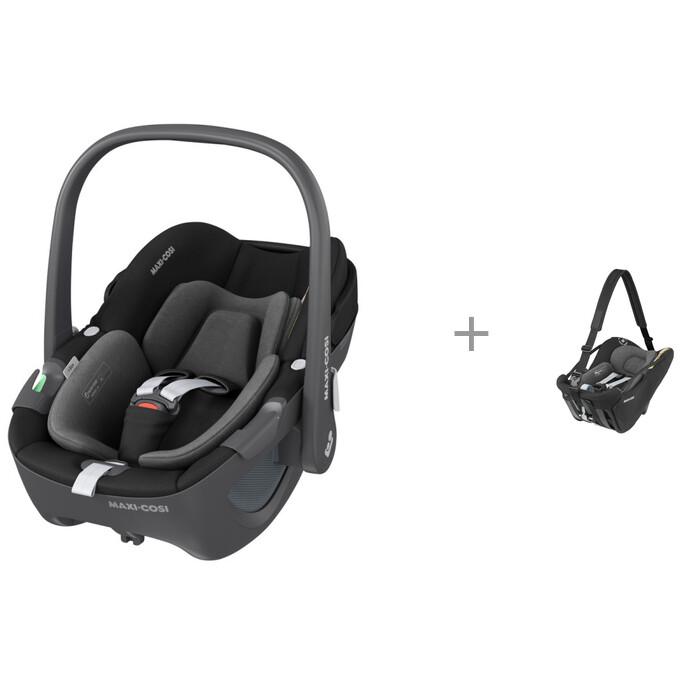 Купить Группа 0-1-2 (от 0 до 25 кг), Автокресло Baby Care Nika и вкладыш для горизонтального положения в автокресло Автомалыш