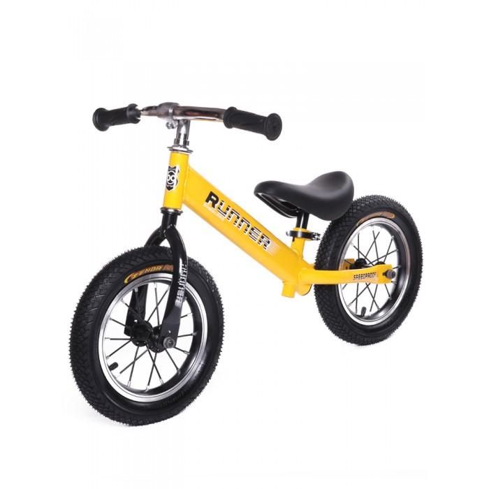 Беговел Globber Go Bike и электронный сигнал Mini Buzzer
