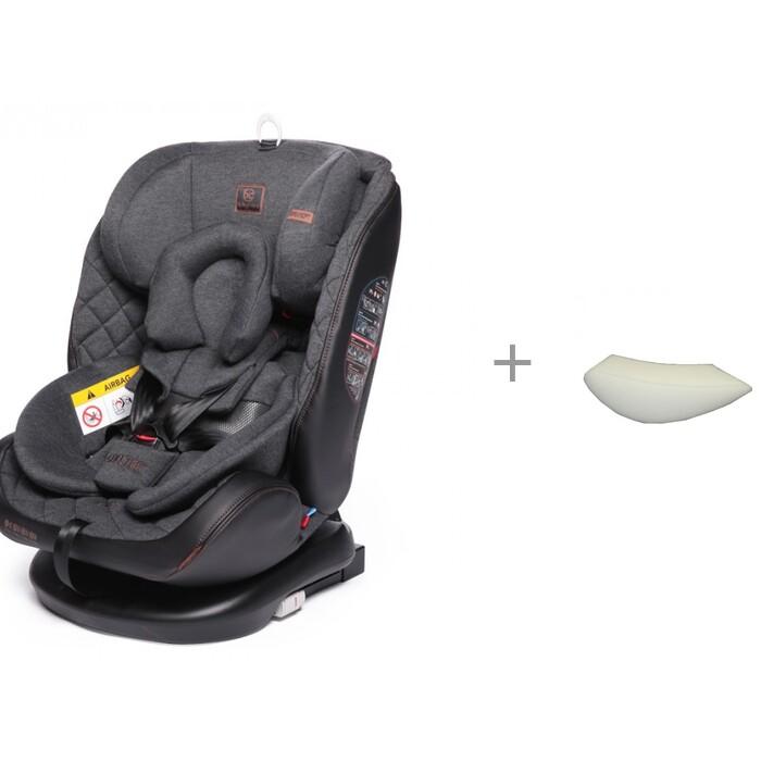 Группа 0-1-2-3 (от 0 до 36 кг) Baby Care Shelter Isofix с анатомической подушкой-вкладышем ProtectionBaby группа 0 1 2 3 от 0 до 36 кг happy baby unix с подушкой на ремень сплюшка protectionbaby