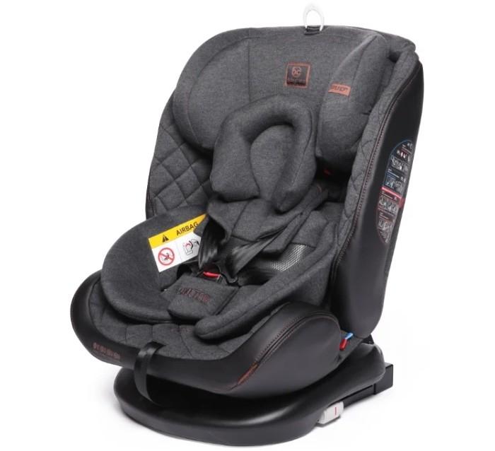 Купить Группа 0-1-2-3 (от 0 до 36 кг), Автокресло Baby Care Shelter Isofix
