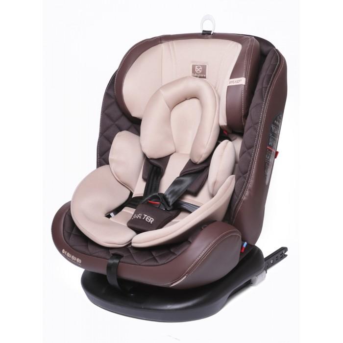 Группа 0-1-2-3 (от 0 до 36 кг) Baby Care Shelter Isofix автокресло группа 1 2 3 9 36 кг little car ally с перфорацией черный