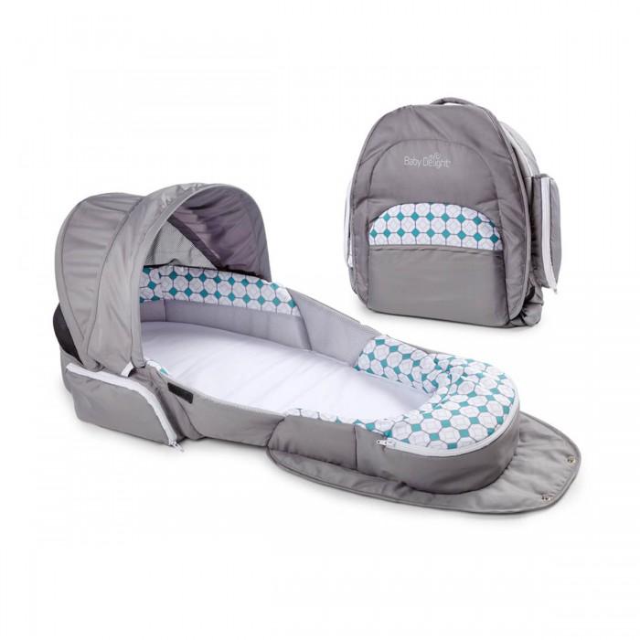 Колыбель Baby Delight Складная кроватка Traveler BL