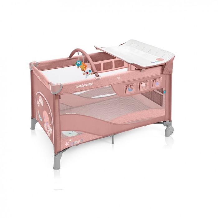 Манежи Baby Design Dream кровать