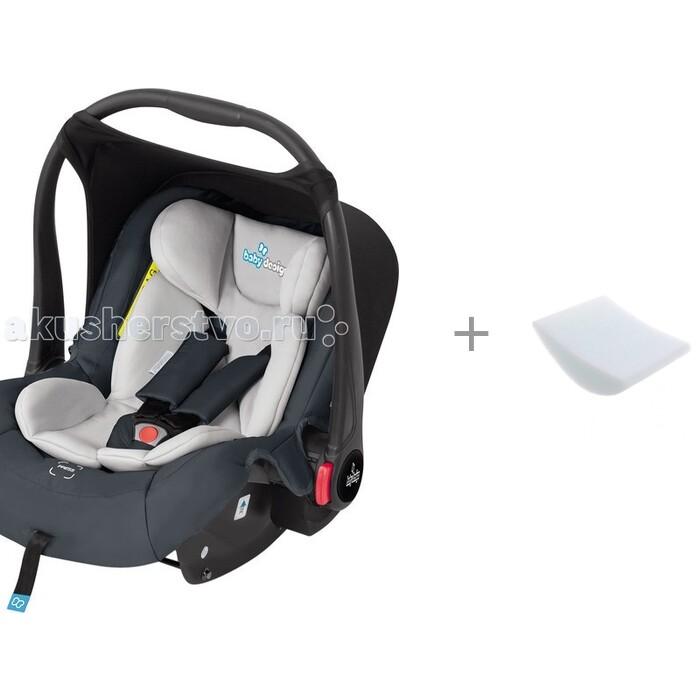 Купить Группа 0-0+ (от 0 до 13 кг), Автокресло Baby Design Leo с вкладышем для горизонтального положения в автокресло Автомалыш