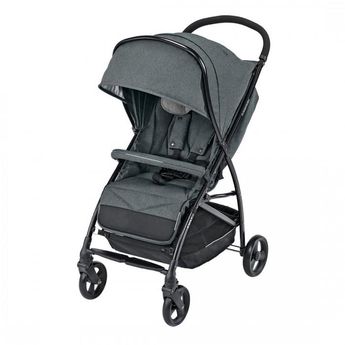 Прогулочная коляска Baby Design SwayПрогулочные коляски<br>Baby Design Прогулочная коляска Sway  Новая модель в линейке Baby Design!  Особенности: Вес всего 5,9 кг  Для родителей, ищущих легкую и маневренную коляску, мы подготовили новинку, которая отвечает этим ожиданиям. Алюминиевая конструкция проста в использовании и легко и быстро складывается. Коляска легкая и удобная, без ущерба для комфорта малыша. Когда ребенок захочет спать во время прогулки, он может удобно прилечь на мягкую подушку, прикрепленную к сиденью. Глубокий капюшон  укроет малыша от ветра и солнца. Коляска имеет светоотражающие вставки, которые улучшают видимость после наступления темноты.  УФ-ткань является дополнительным защитным барьером.  Практичный карман позволит вам спрятать необходимые аксессуары.   Основные характеристики прогулочной коляски Baby Design Sway: Легкий вес - всего 5,9 кг Отменная маневренность Быстрое складывание - одной рукой  Удобное сиденье с дополнительной мягкой подушечкой  Бесшумная регулировка спинки с помощью ремешка Регулируемая подножка Дополнительный ограничитель между ножек  Регулируемый по высоте бампер Глубокий капюшон Размеры: Вес 5,9 кг Ширина шасси - 49 см Ширина сиденья - 32 см Высота спинки - 46 см Глубина сиденья - 23 см Диаметр колес - 15/16 см (передние/задние) В комплекте: чехол на ножки, подушечка