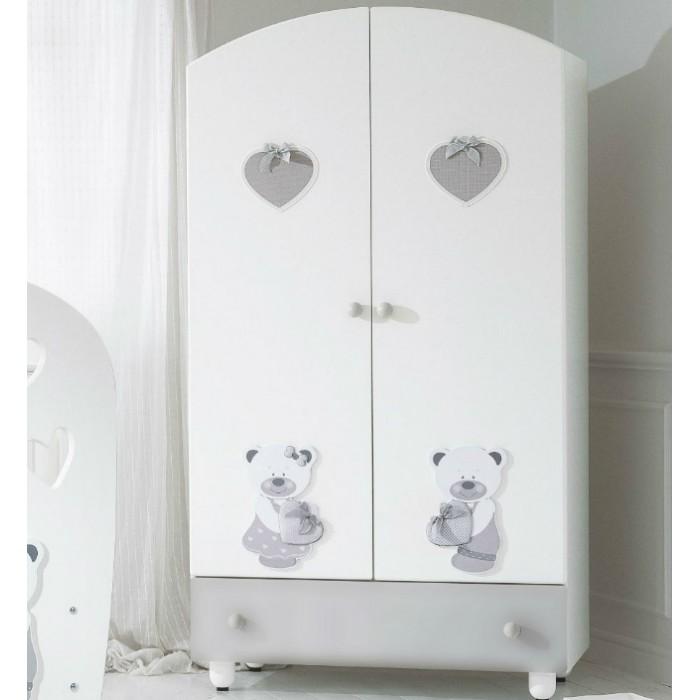 Детская мебель , Шкафы Baby Expert Bon Bon арт: 444574 -  Шкафы