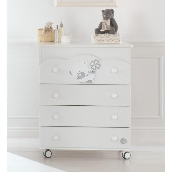 Детская мебель , Комоды Baby Expert Serenata пеленальный арт: 444319 -  Комоды