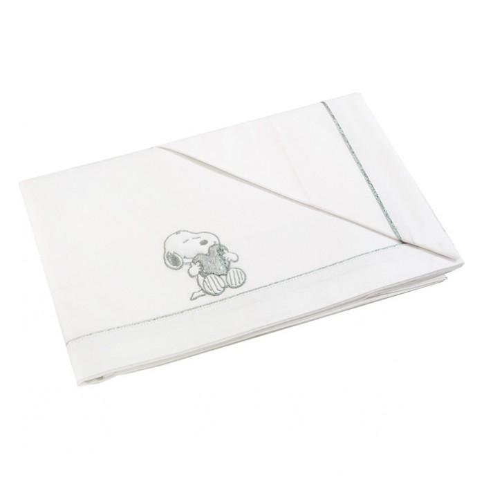 Комплект в кроватку Baby Expert Snoopy (3 предмета)Snoopy (3 предмета)Комплект в кроватку Baby Expert Snoopy (3 предмета) - гармоничное сочетание стиля и нежности, которые создадут для вашего малыша уютную атмосферу, наполненную теплом и уютом.   В комплекте: простыня на матрас: 110х130 см  наволочка: 40х60 см   тонкое покрывало с вышивкой и аппликацией: 110х130 см.<br>