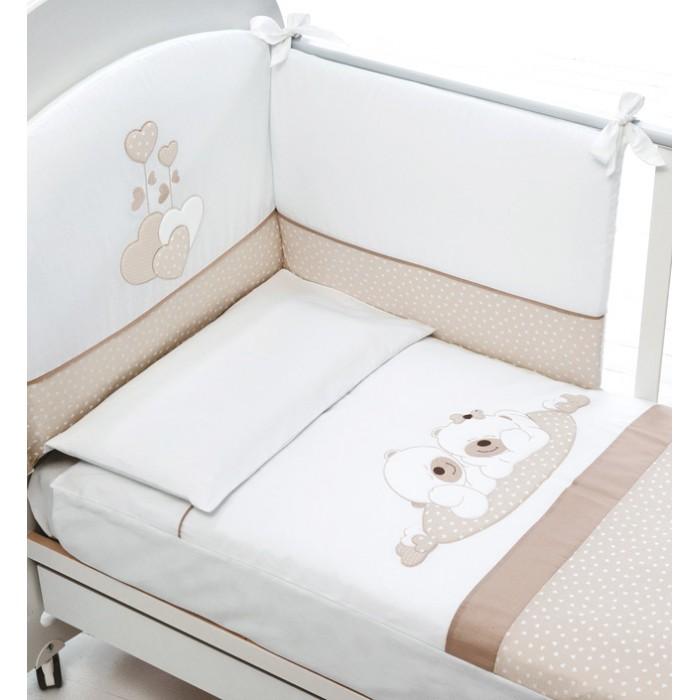 Комплект в кроватку Baby Expert Sogno (4 предмета)