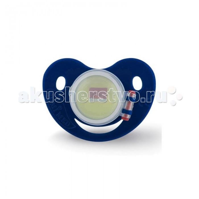 Пустышка Baby-Frank для медикаментов ортодонтическая, силикон №1 0-6 мес.