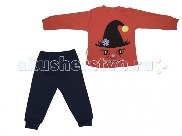 Комплекты детской одежды Baby Go Комплект для девочки (2 предмета) BG387