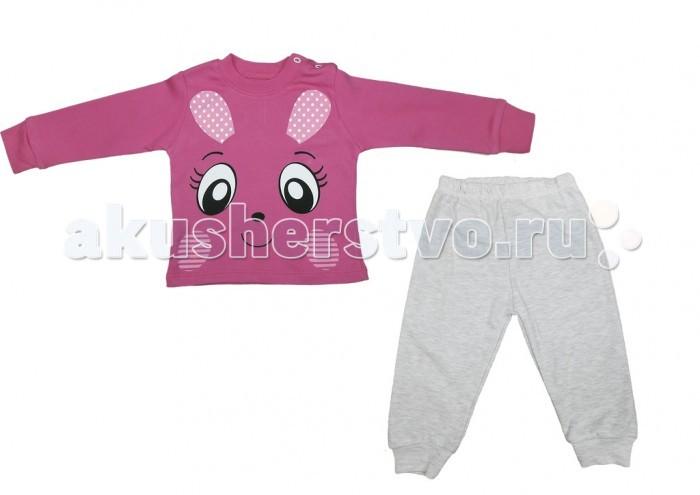 Комплекты детской одежды Baby Go Комплект для девочки (2 предмета) BG358