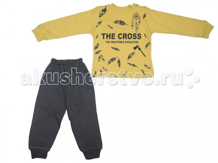 Комплекты детской одежды Baby Go Комплект для мальчика (2 предмета) BG376