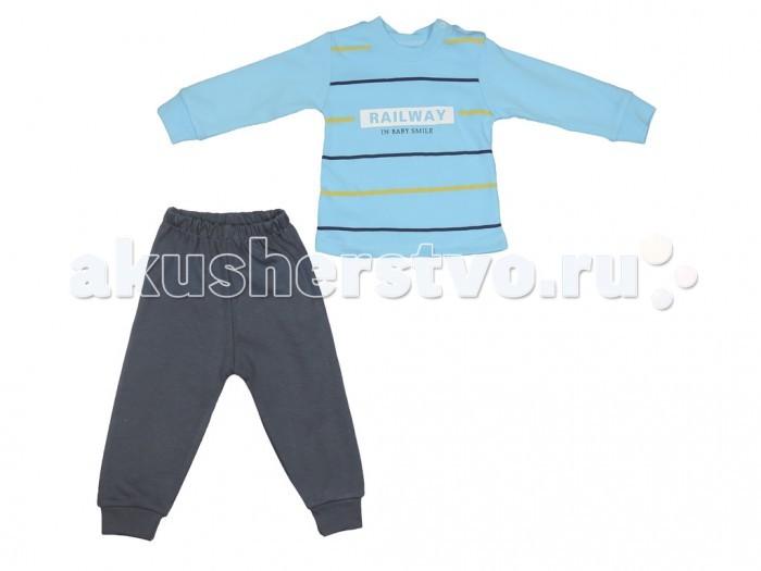 Комплекты детской одежды Baby Go Комплект для мальчика (2 предмета) BG385