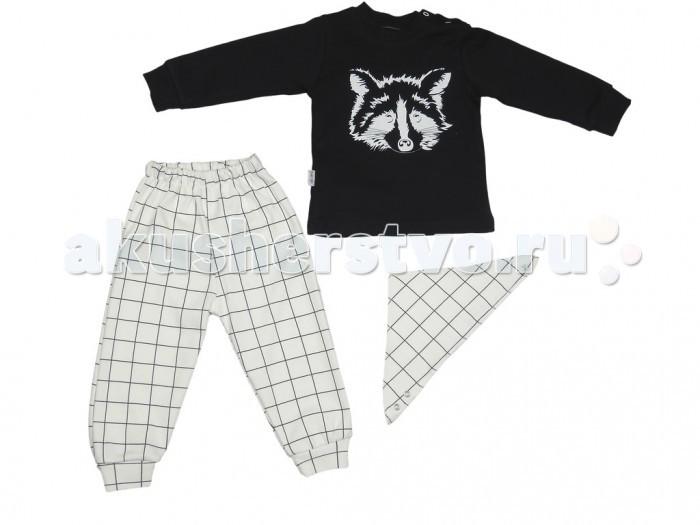Комплекты детской одежды Baby Go Комплект для мальчика (3 предмета) BG2005