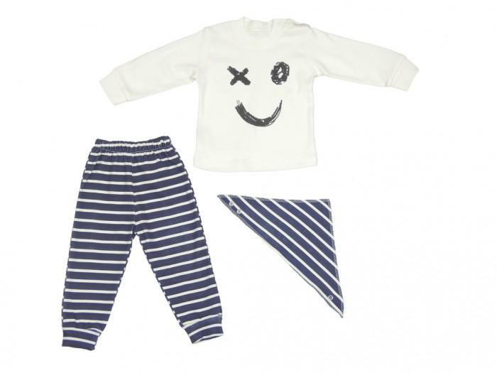 Комплекты детской одежды Baby Go Комплект для мальчика (3 предмета) BG2000