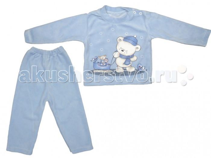 Комплекты детской одежды Baby Go Комплект для новорожденного (2 предмета) BG2021