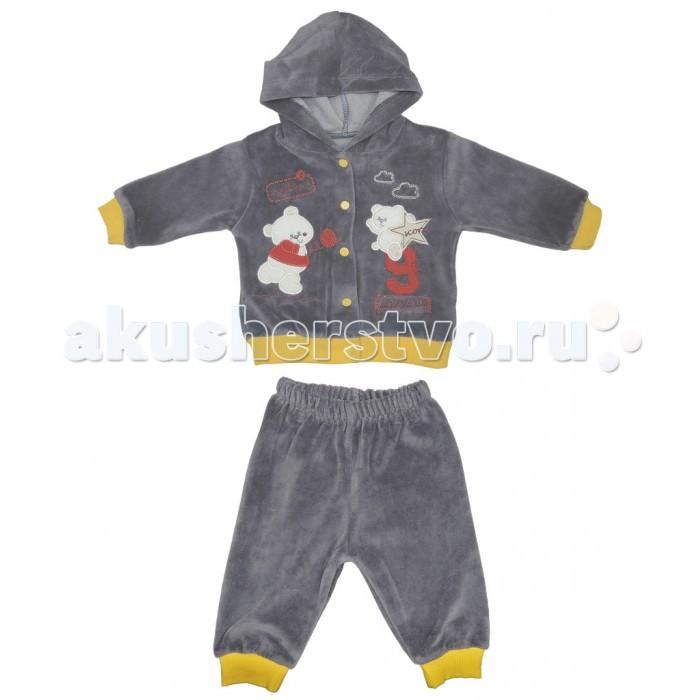 Комплекты детской одежды Baby Go Комплект для новорожденного (2 предмета) BG2033