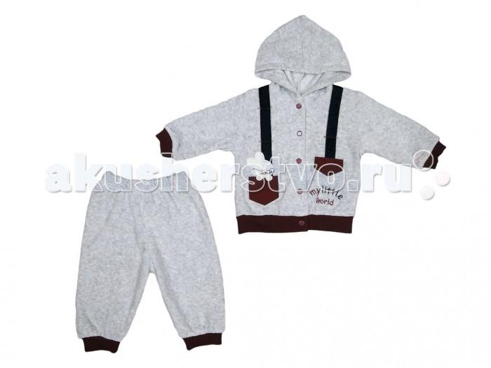 Комплекты детской одежды Baby Go Комплект для новорожденного (2 предмета) BG2034 oldos комплект 2 предмета ингрид