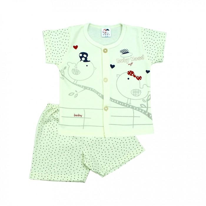 Штанишки и шорты Baby Hood Комплект для девочки (кофточка и шорты) 14-2931