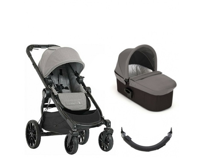 Коляска Baby Jogger City Select Lux 2 в 1 с бампером