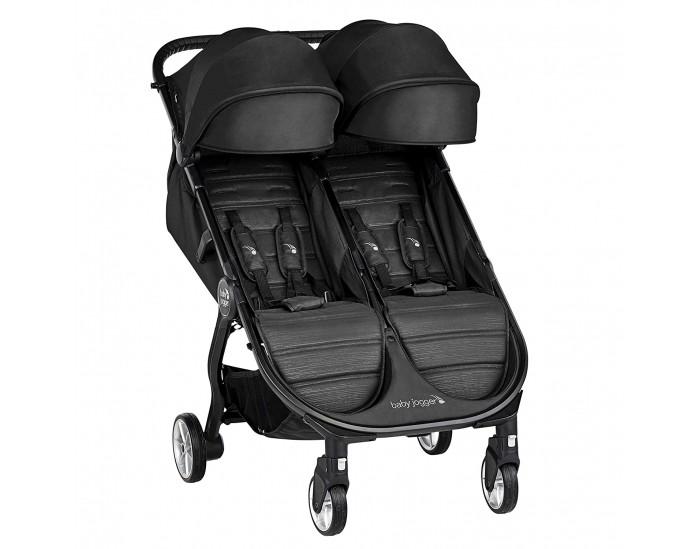 Купить Коляски для двойни и погодок, Baby Jogger Прогулочная коляска City Tour 2 DBL с двумя бамперами