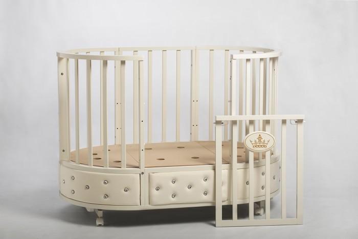 Купить Кроватки-трансформеры, Кроватка-трансформер Baby Luce Лидер 8 в 1 (маятник универсальный)