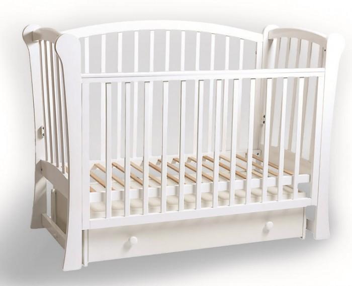 Детские кроватки Baby Luce Лидер 1 (маятник поперечный) детские кроватки sweet baby ennio маятник поперечный