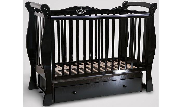 Купить Детские кроватки, Детская кроватка Baby Luce Лучик универсальный маятник
