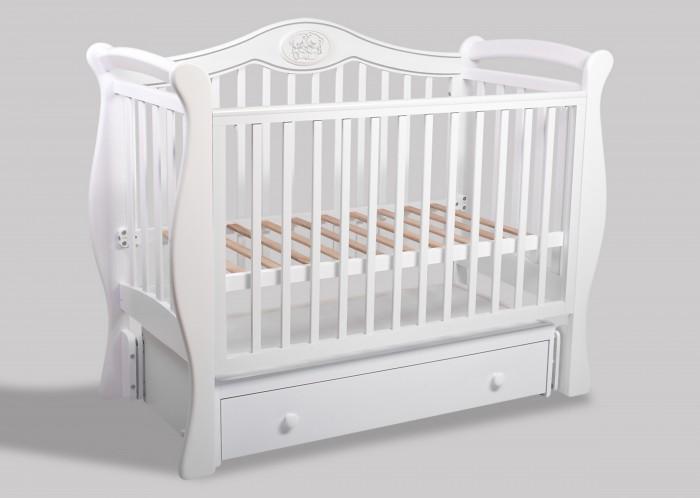 Детская кроватка Baby Luce Умка (универсальный маятник)