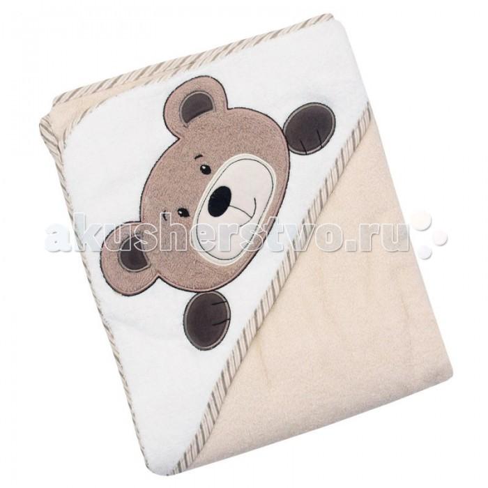 Полотенца Baby Mix Полотенце 100х100 см CY-3, Полотенца - артикул:464566