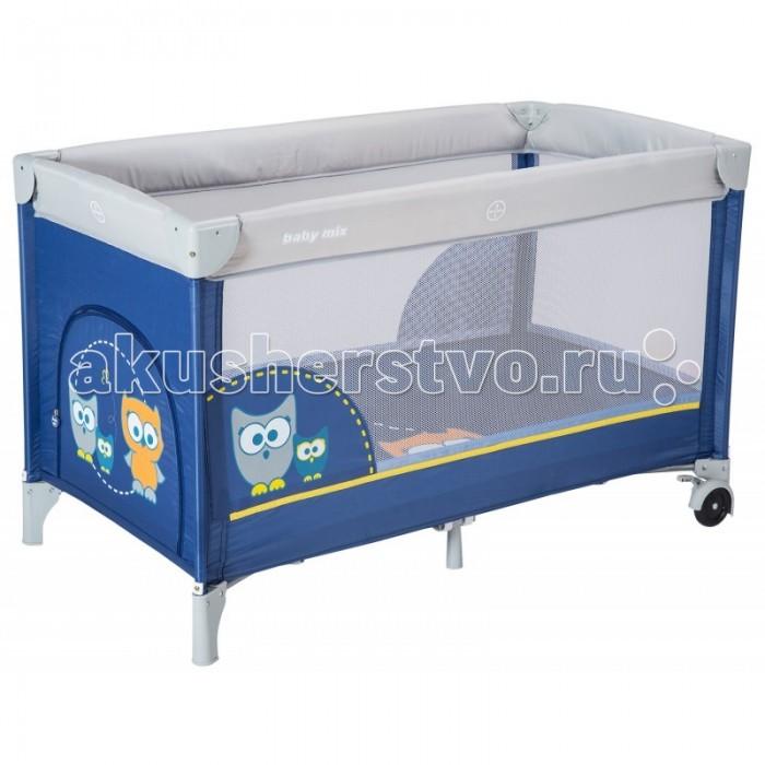 Детская мебель , Манежи Baby Mix Sowa арт: 350090 -  Манежи