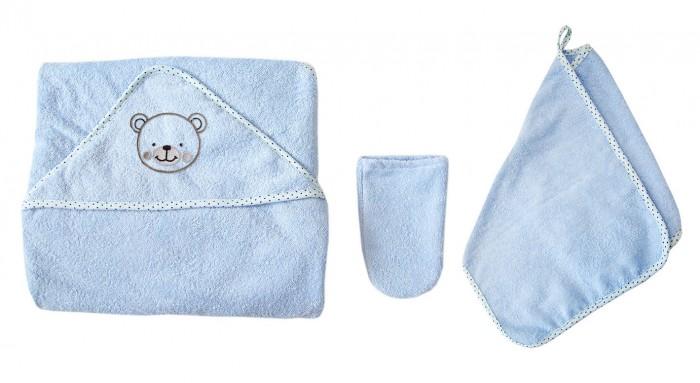 Полотенца Baby Nice (ОТК) Комплект для купания