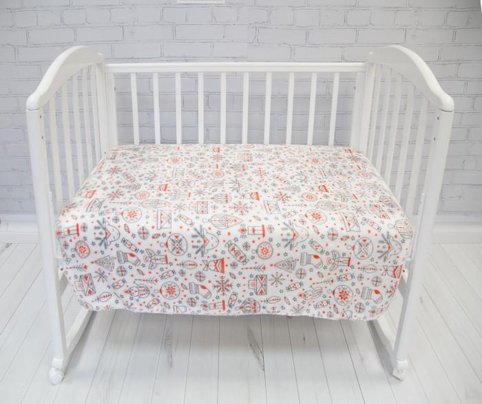 Пледы Baby Nice (ОТК) Micro Flannel 100х118 baby nice отк в 79067