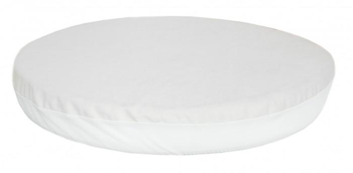 Наматрасники Baby Nice (ОТК) Наматрасник для круглой кроватки 75х75 см