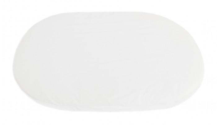 Наматрасники Baby Nice (ОТК) Наматрасник для овальной кроватки 125х75 см