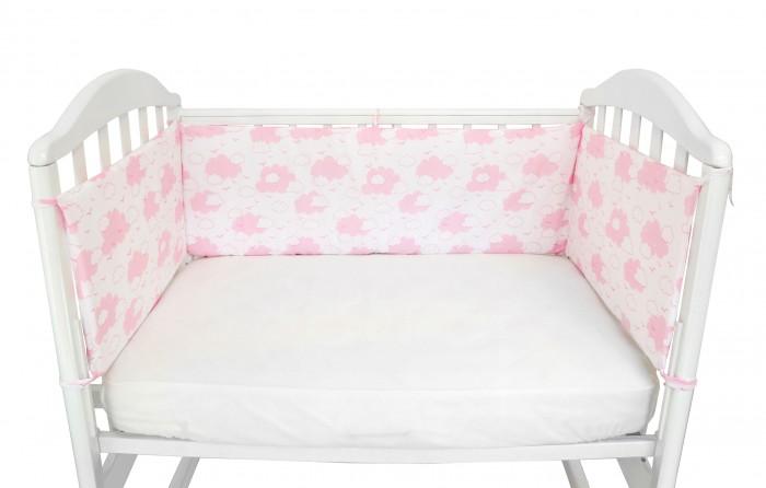 Бортики в кроватку Baby Nice (ОТК) Споки ноки Облака