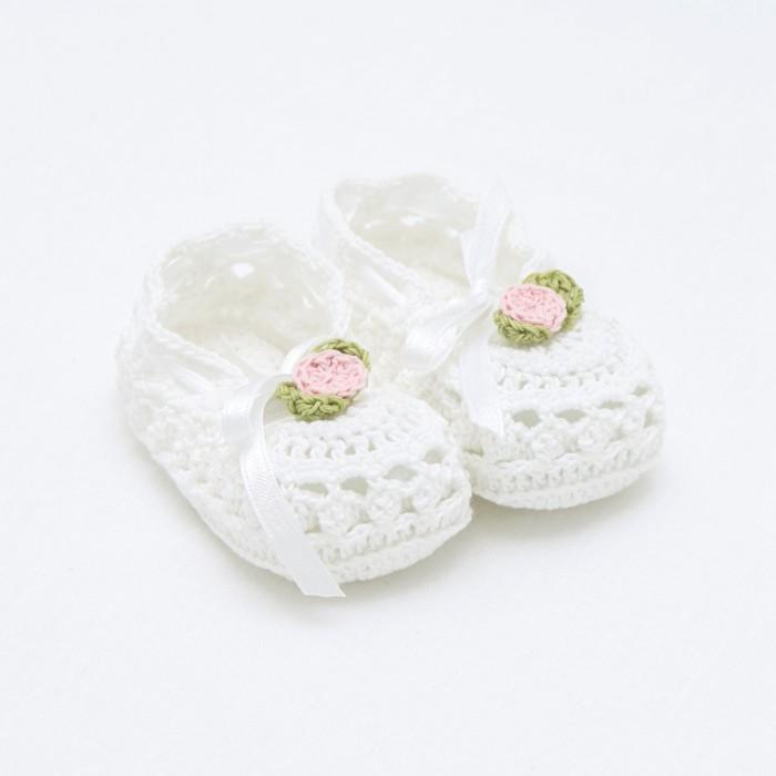 Пинетки Baby Nice (ОТК) Пинетки детские вязанные P10011(P30011)/8