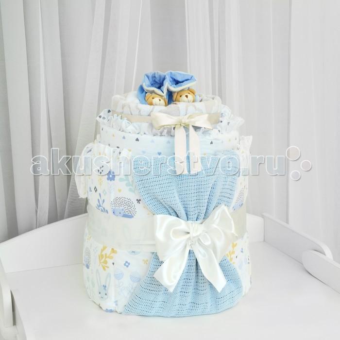 Комплект в кроватку Baby Nice (ОТК) Набор для новорожденного №03