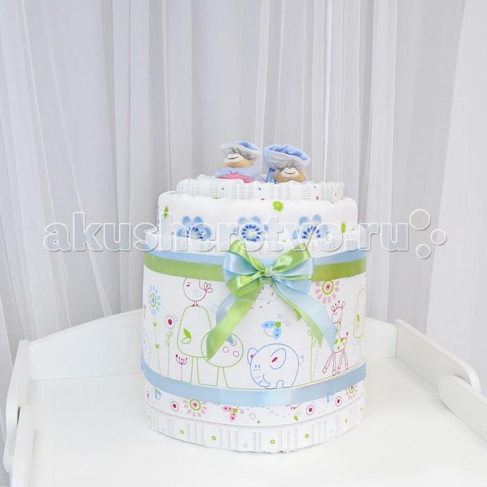 Комплекты в кроватку Baby Nice (ОТК) Набор для новорожденного №05